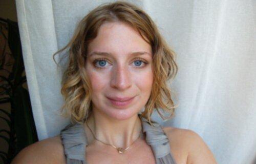 Brun makeup i skönhetsbloggen