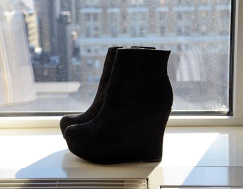Ня картинки - осенняя обувь на платформе - Няшки