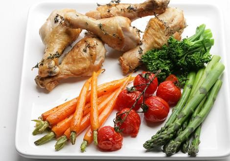 nyttig lunch utan kolhydrater