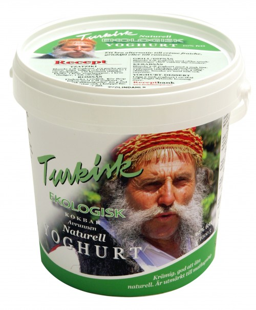 yoghurt i håret