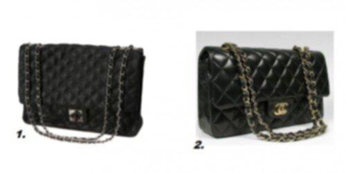 Chanel Väskor Kopia : Chanel v?ska