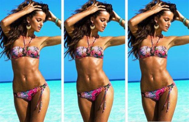 få bort fett på magen fort
