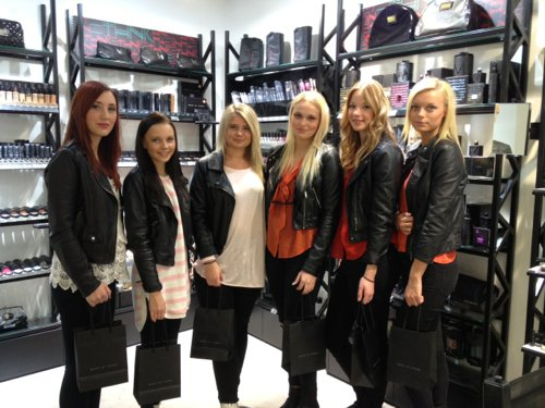 make up store kristianstad