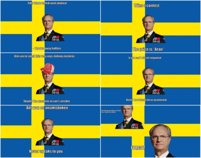the typical svensken