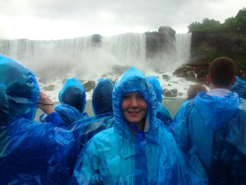 Bilder från Niagara Fallen c4746b91e7b5f
