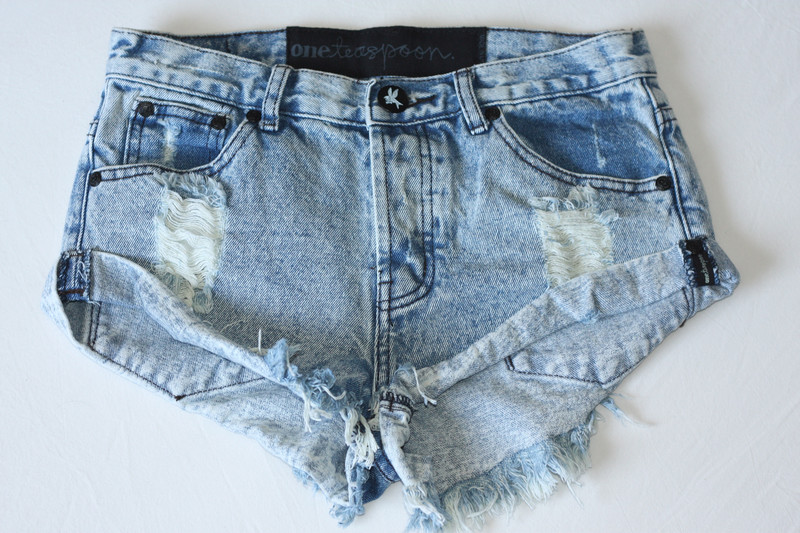 One Teaspoon Shorts On Sale One Teaspoon Shorts For Sale
