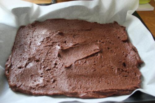 recept på brownies utan choklad