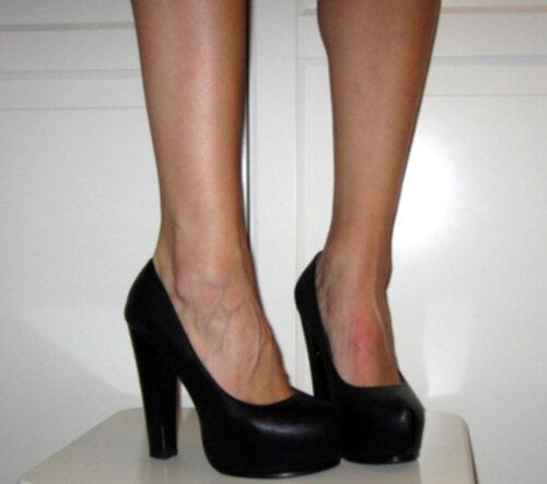 pumps din sko