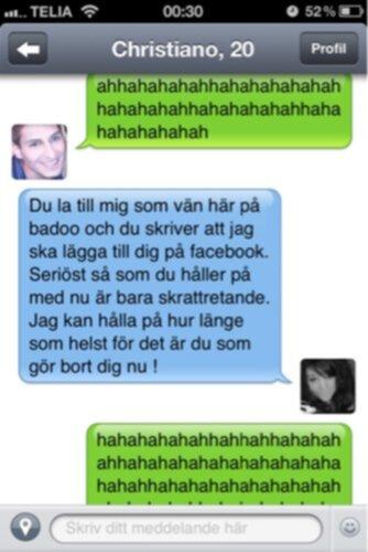svensk dejtingsida badoo logga in