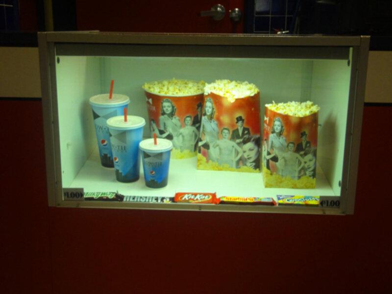 Bio Popcorn Meny Usa Vs Sverige