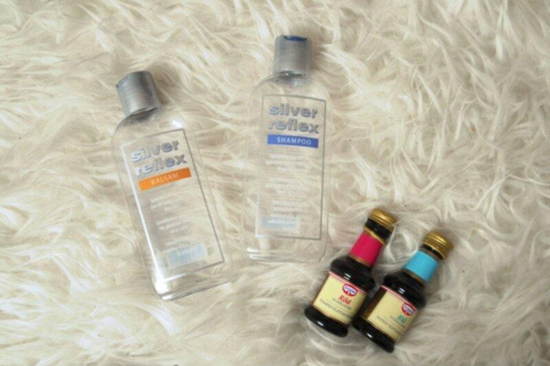 silverschampo och silverbalsam