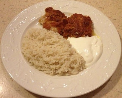 ris per portion