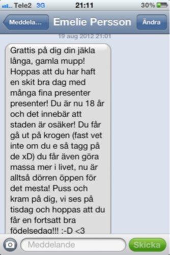 grattis meddelande Grattis sms, part 2 grattis meddelande